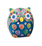 Paint-a-Garden Sculpture Kit, Owl