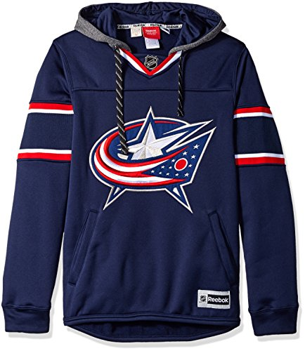 NHL-Mens-Face-Off-Jersey-Pullover-Hoodie