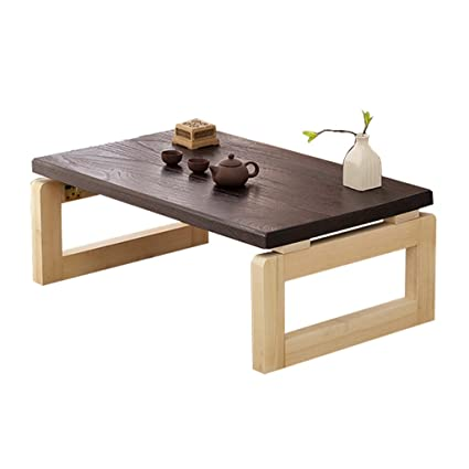 Japanese Coffee Table.Amazon Com Coffee Tables Kang Table Tatami Tea Table Wooden Window