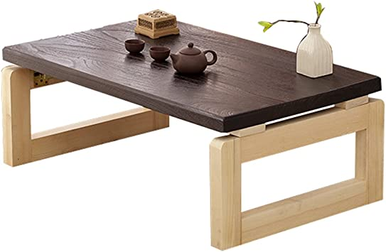 Amazon Com Coffee Tables Kang Table Tatami Tea Table Wooden