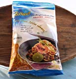 Ground Dried Chilli (Prik Pon) 100% Natural Thai Style Net Wt 100 G ( 3.53 Oz.) Raitip Brand X 1 Bag