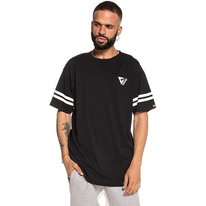 Grimey Camiseta Smooth Ecstasy tee FW18 Black-S