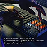 ROLI Songmaker Kit Control Surface Bundle w/Case