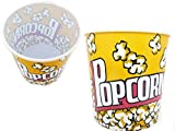POPCORN BUCKET Size:9.3''dia x 8.3'' , Case of 48
