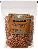 #1: Amazon Brand - Happy Belly Honey Roasted Peanuts, 42 ounce