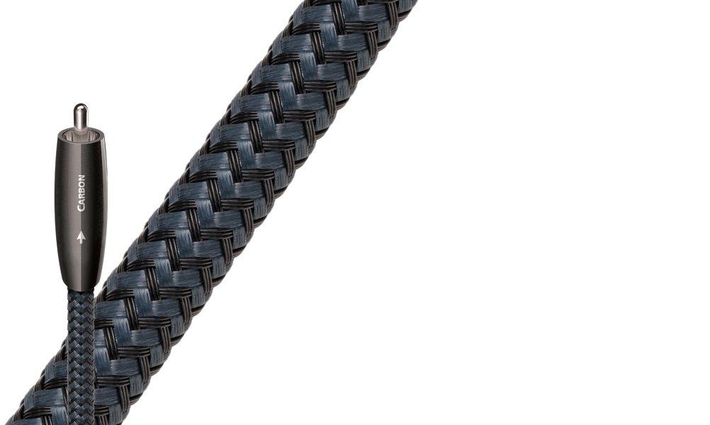Carbon Digital Coax AudioQuest digital audio cable 0.75m - single