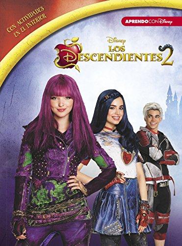 Los Descendientes 2 (Leo juego y aprendo con Disney)