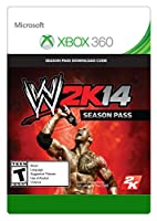WWE 2K14 Season Pass - Xbox 360 Digital Code