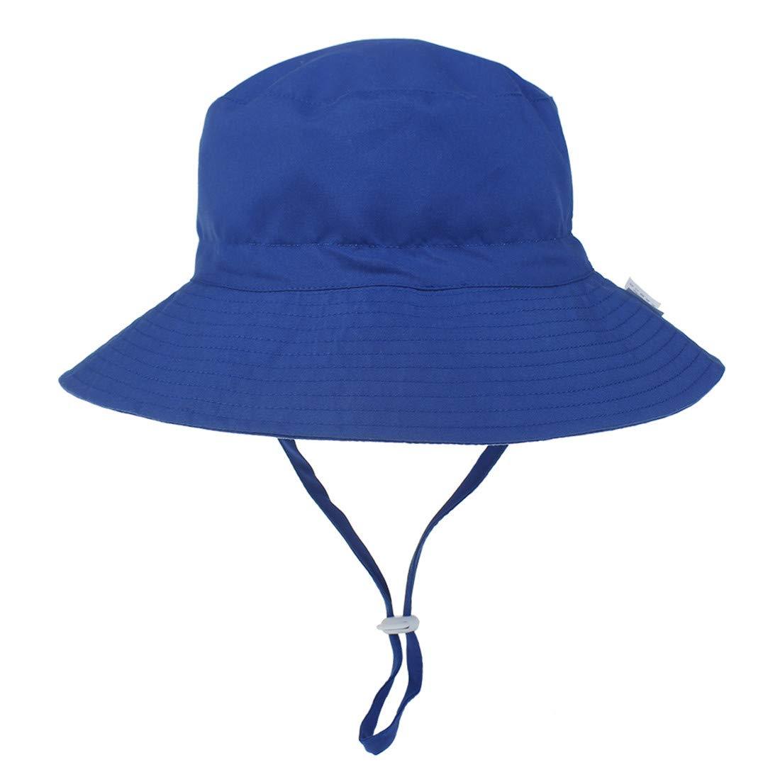 Sun Protection Baby Boy Hats Toddler Sun Hats Cap for Girl Baby Kid Bucket Hat Bonvince Baby Sun Hat Summer Beach UPF 50