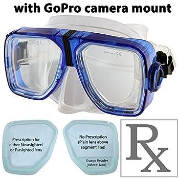 Promate Optical Corrective Scuba Dive Snorkeling Mask