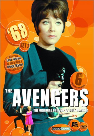 The Avengers '68 Set 2 by A&E Home Video