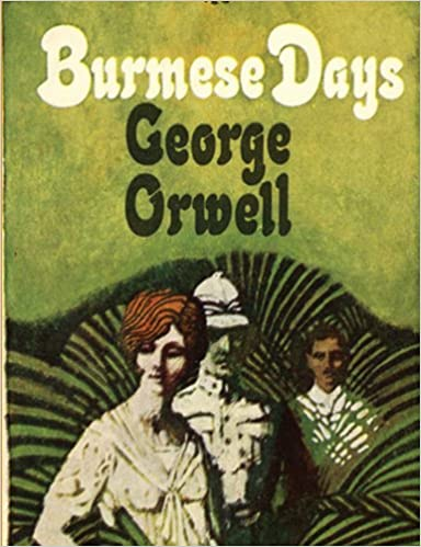 Image result for burmese days amazon