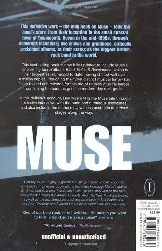 Muse Ben Myers 9780955282256 Amazon Books