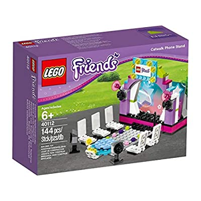 LEGO Friends Set #40112 Cat Walk Phone Stand: Toys & Games