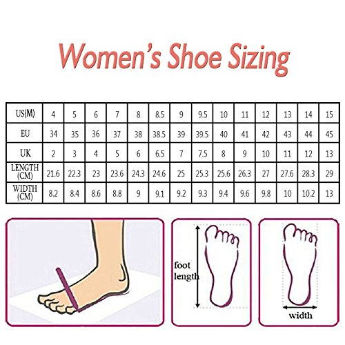 Size Gradient Leopard Women FSJ 15 Heels Print High Sky Pointy Toe Pumps Shoes US 4 Zwv6FH5q4w