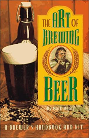 Book The Art of Brewing Beer