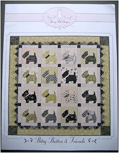 Scotty Quilt Design & Pattern 48 X 48
