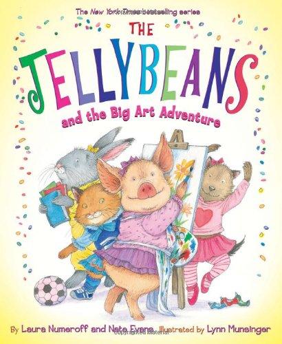 Jelly Bean Art - 2