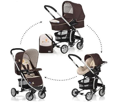 HAUCK Pack silla de paseo trio malibu All in One - Winnie the Pooh + Bolsa de malla para el carrito: Amazon.es: Juguetes y juegos