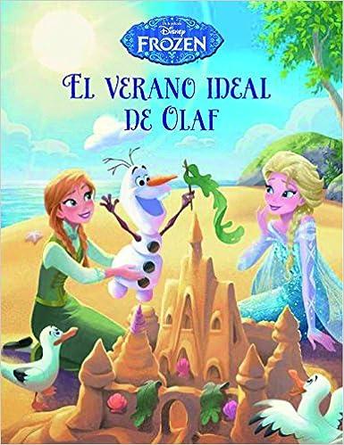Cuento El Verano Ideal de Olaf