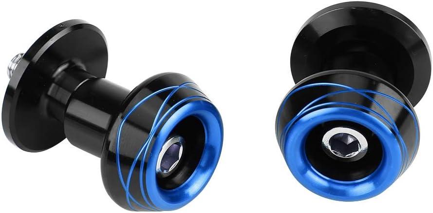 gr/ün 10mm schwinge spulen slider stehen schrauben f/ür motorrad Kimiss cnc 8mm cnc billet schwinge spulen universal 8mm