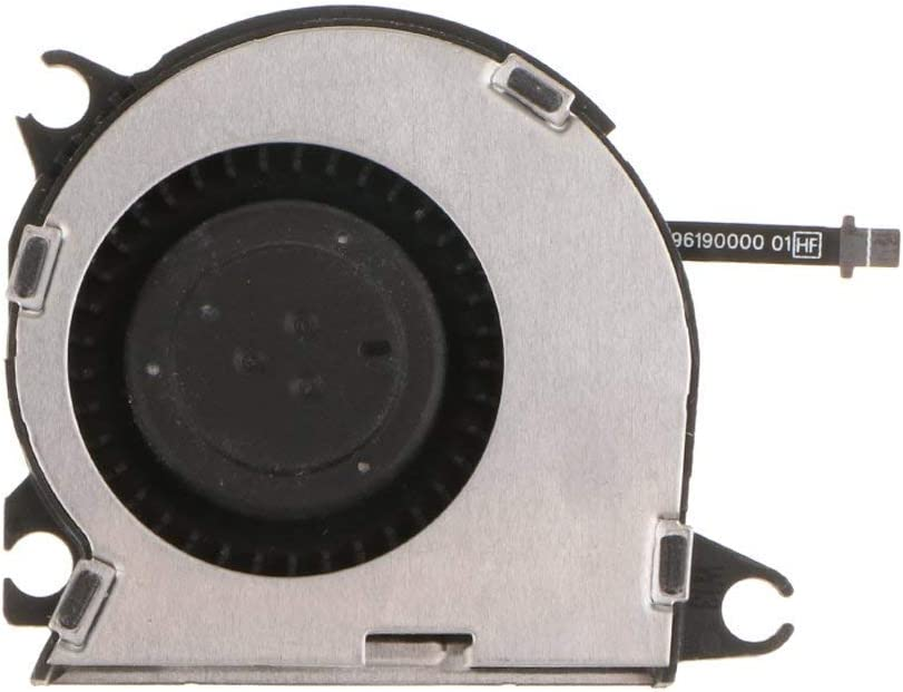 Gametown Original Internal CPU Cooling Cooler Fan Replacement Part for Nintendo Switch NS 2017 Console.