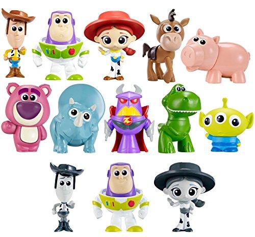 (Bundle of 6) Disney Pixar Toy Story Blind Pack 2″ Mini Figure