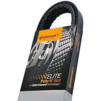 Continental Elite 4060710 Poly-V Belt, Model: 4060710, Car & Vehicle Accessories / Parts: Sports & Outdoors