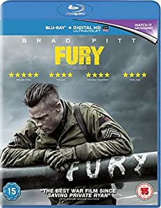 Fury - Limited Edition Booklet (Exclusive to Amazon.co.uk) [Blu-ray] [2014]