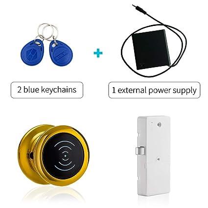 Amazon com: | Electric Lock | 125khz RFID Card Lock Locker