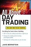 img - for All About Day Trading (All About Series) book / textbook / text book