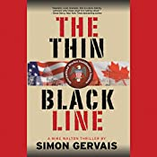 The Thin Black Line: A Mike Walton Thriller, Book 1 | Simon Gervais