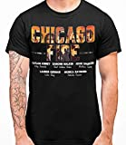 Chicago Firefighter Fire Action Series Character Customized Handmade T-Shirt Hoodie/Long Sleeve/Tank Top/Sweatshirt