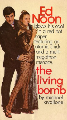 book cover of The Living Bomb