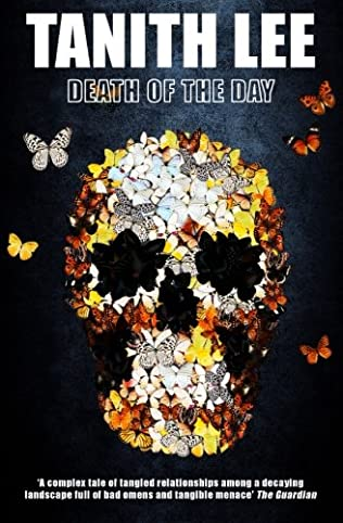 book cover of Death of the Day
