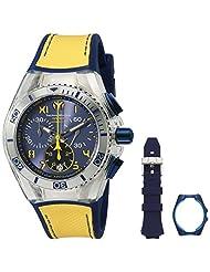 Technomarine Women's 'Cruise California' Swiss Quartz Stainless Steel Casual Watch (Model: TM-115015) by TechnoMarine