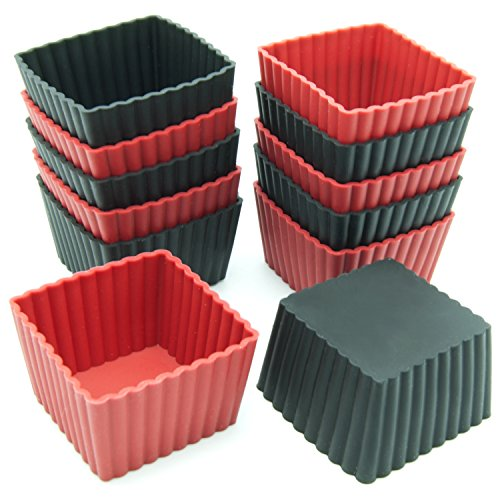 Freshware CB 301RB 12 Pack Silicone Reusable