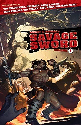 Robert E. Howard's Savage Sword (Conan)