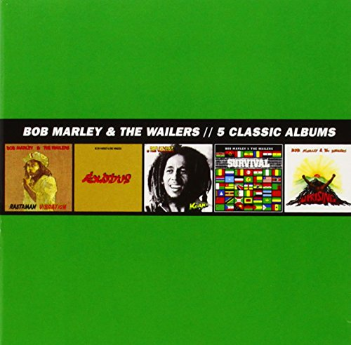 5 Classic Albums [5 CD] (Bob Marley And The Wailers Box Set)