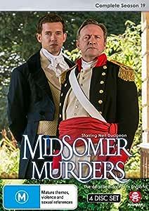 Midsomer Murders: Complete Season 19 (single Case Version)