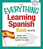 Software : The Everything Learning Spanish Book with CD: Speak, Write, and Understand Basic Spanish in No Time