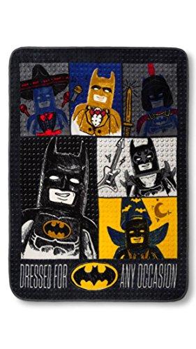 The LEGO Batman Movie Throw (46