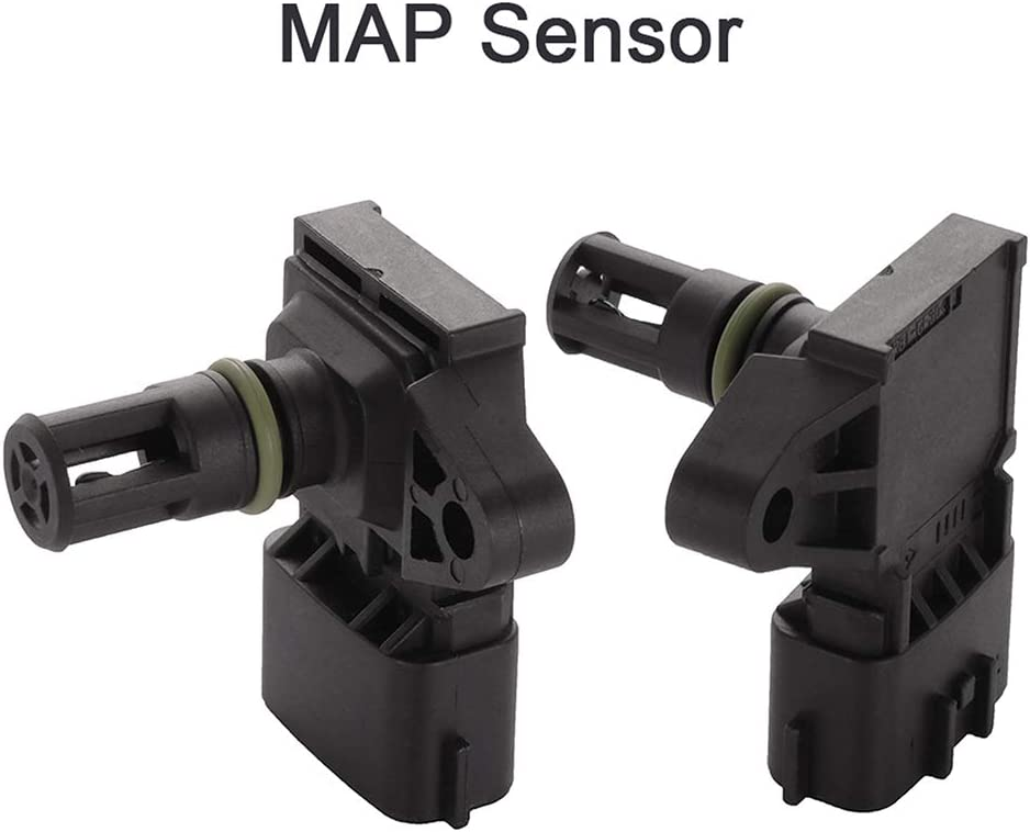ANPART 1110010-PA01 Map Sensor Fit for 2011-2014 Ram 3500 2011-2014 Ram 2500 2007-2010 Dodge Ram 3500 2007-2010 Dodge Ram 2500 2PCS