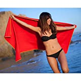 MKCOOK Jagermeister Logo Beach Towel For Adults / 31.5'' X 51.2''