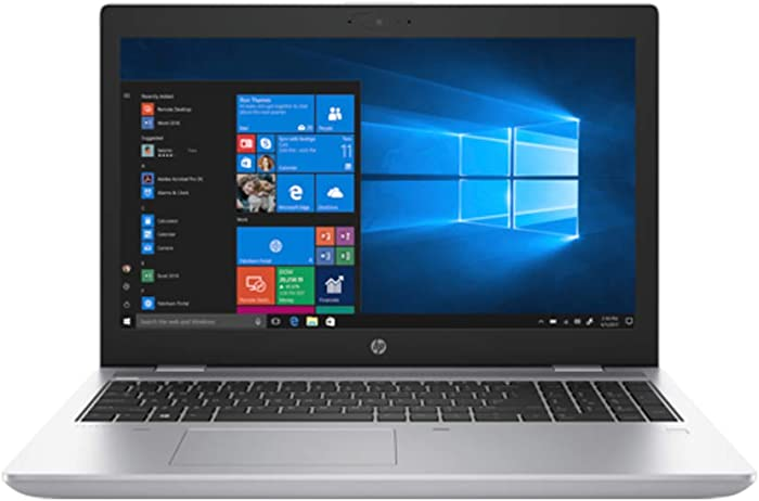 "HP ProBook 650 G5 15.6"" Notebook 1920 x 1080 Core i5 i5-8265U 8 GB RAM 256 GB SSD Natural Silver Windows 10 Pro (7KW42UT#ABA)"