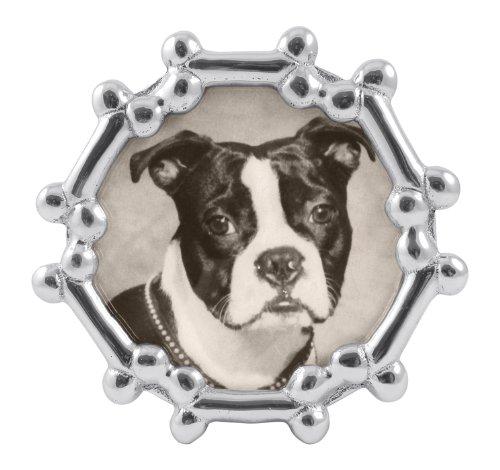 - Mariposa Dog Bone Round Frame