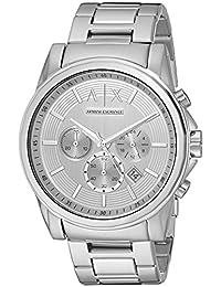 Armani Exchange AX2058 Watch, Men, Silver