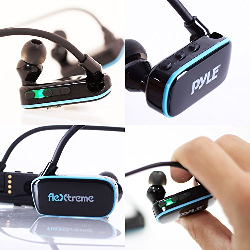 pyle waterproof sports wearable mp3 headset music player 8gb lifestyle updated. Black Bedroom Furniture Sets. Home Design Ideas