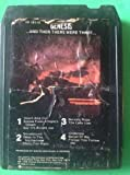 GENESIS And Then There Were Three 8 Track Tape