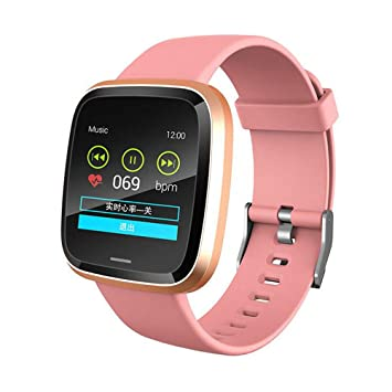 Boyuan IT116 Smartwatch Android iOS Bluetooth Deportes ...